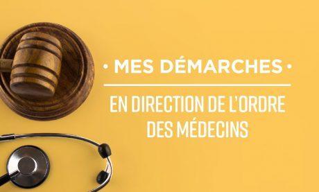 Mes démarches en direction de l'Ordre des médecins - Mooc by Elsan